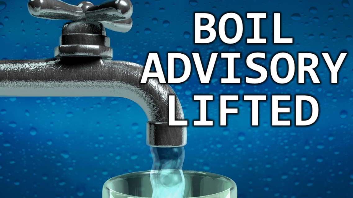 boil water notice lifted north gualala water company